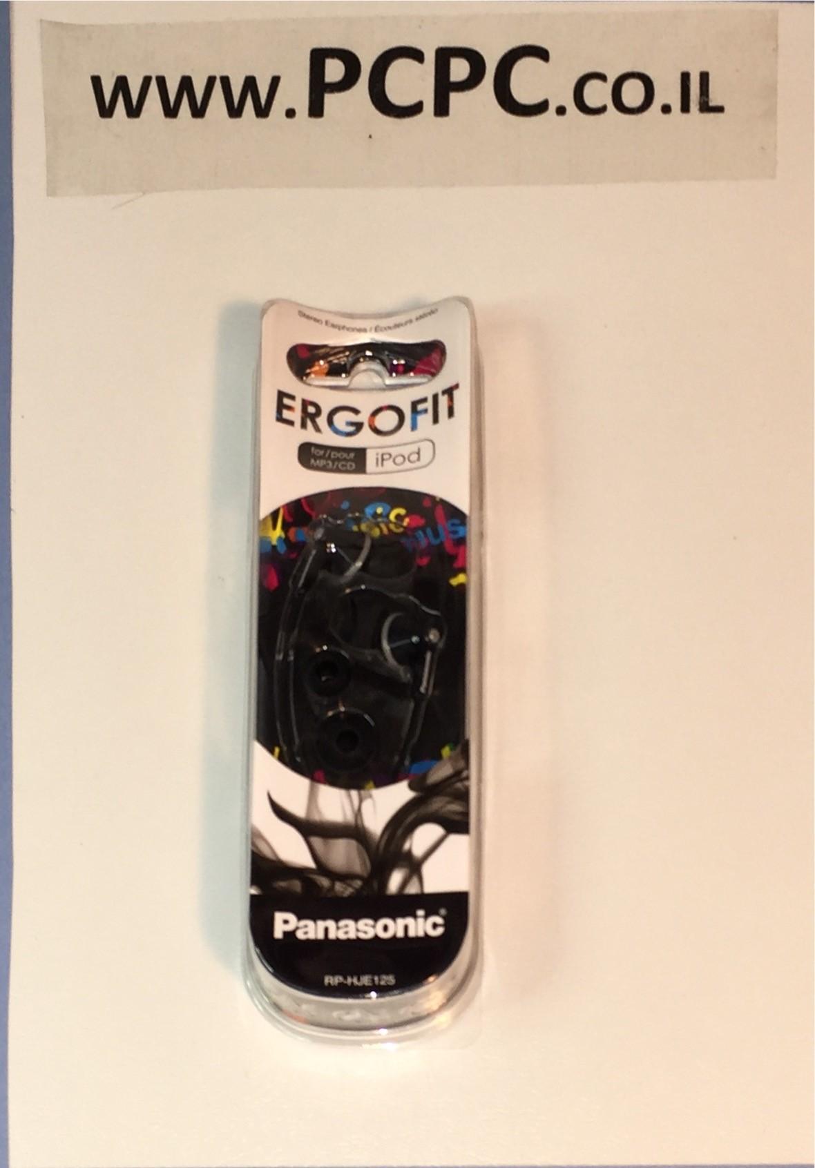 אוזניות סיליקון PANASONIC RPHJE125
