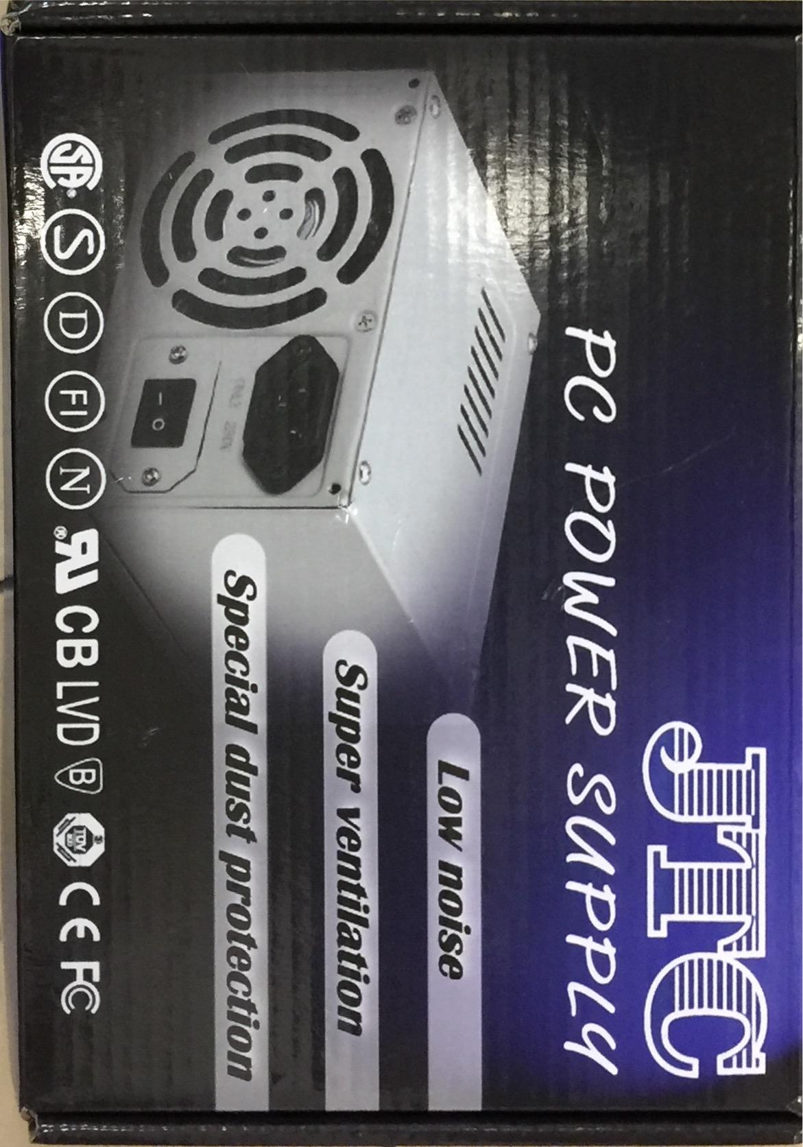 ספק כוח למחשב  JTC 500W