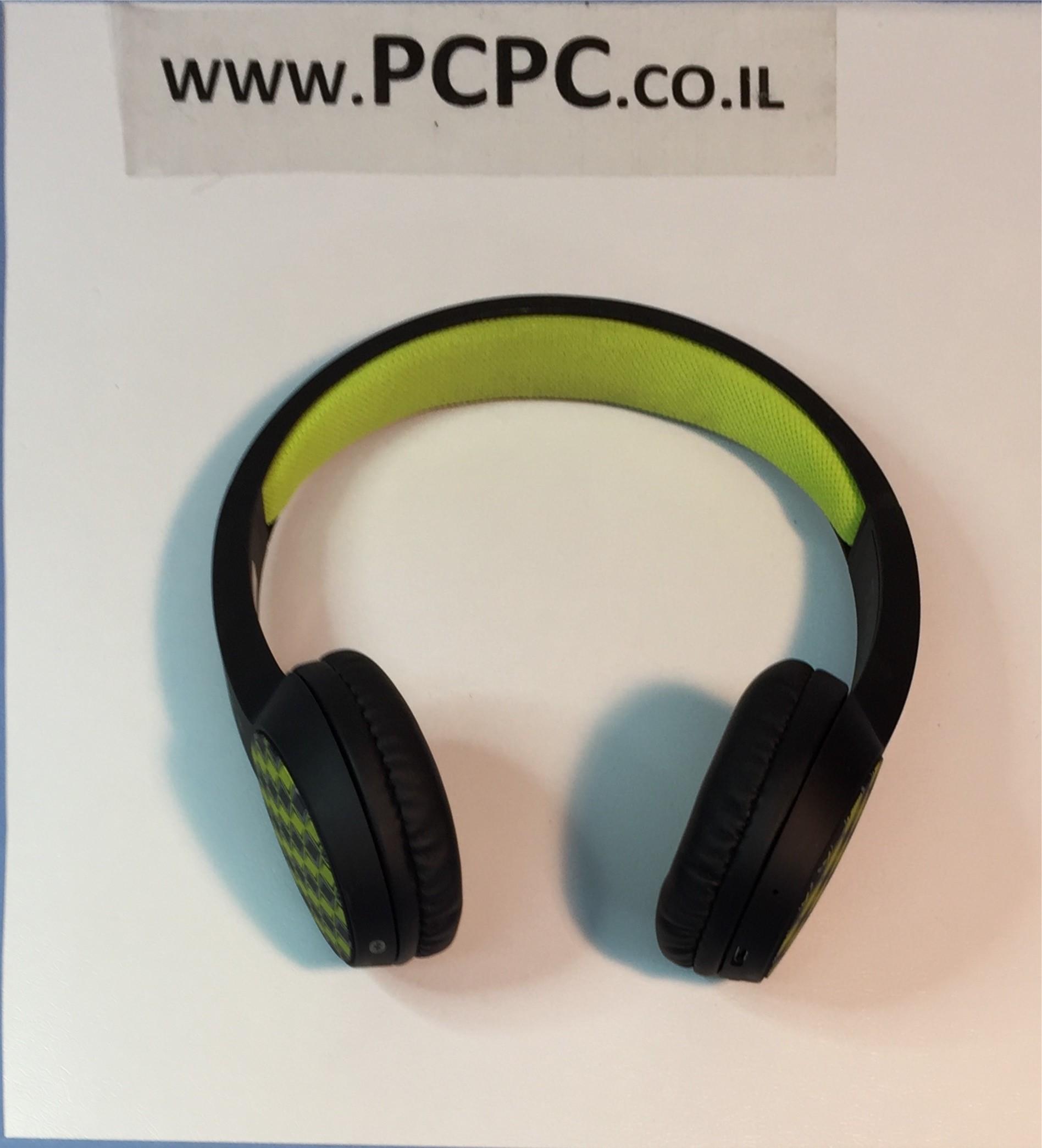 אוזניות   BLUE TOOTH עם מיקרופון RAPOO H S100B
