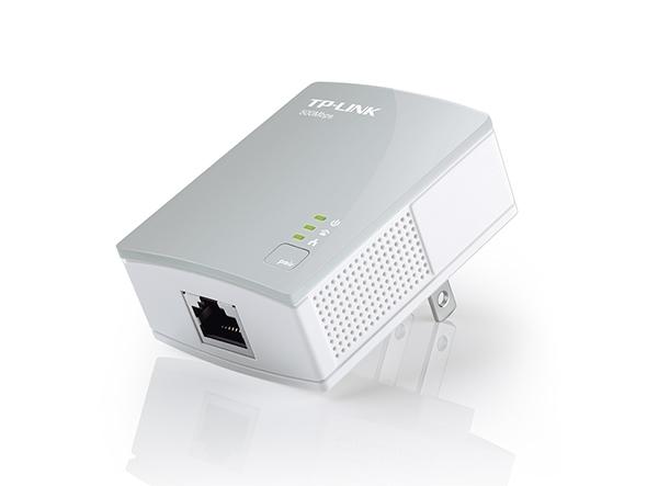 נקודת רשת חשמל יחיד  TP-PA4010 500M  TP LINK