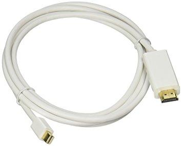 כבל MINI DISPLAY PORT  ל  HDMI   אורך 1.8 מטר