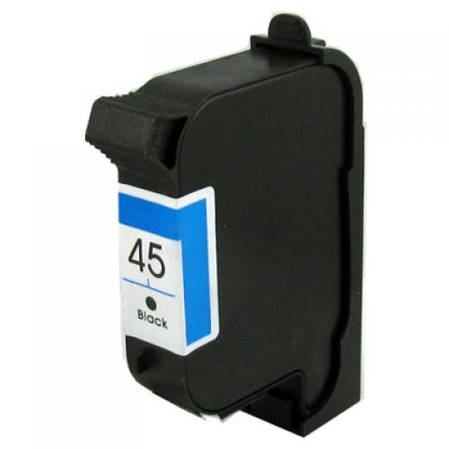 ראש דיו תחליפי שחור HP 51645A- HP 45