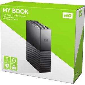 דיסק קשיח חיצוני WD MY BOOK 8TB