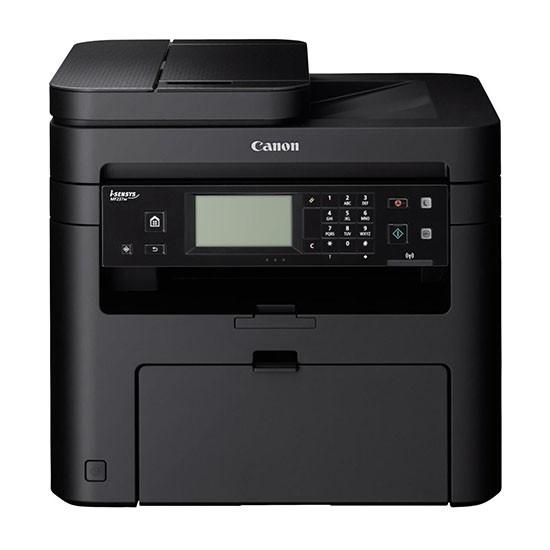 מדפסת לייזר משולבת CANON MF237W אלחוטית