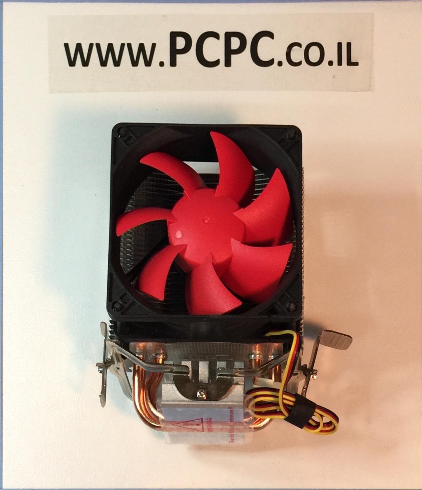 מאוורר קירור גז למעבד ל  OCEANER HP-928 INTEL-AMD
