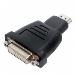 אדפטור DVI נקבה ל HDMI זכר