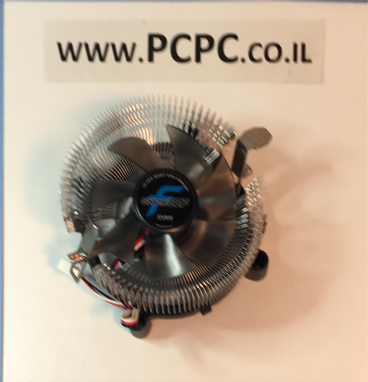 מאוורר למעבד  ZALMAN CPU  COOLER  1150/1155/775