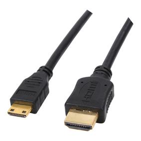 כבל HDMI ל-מיני HDMI אורך 1 מטר