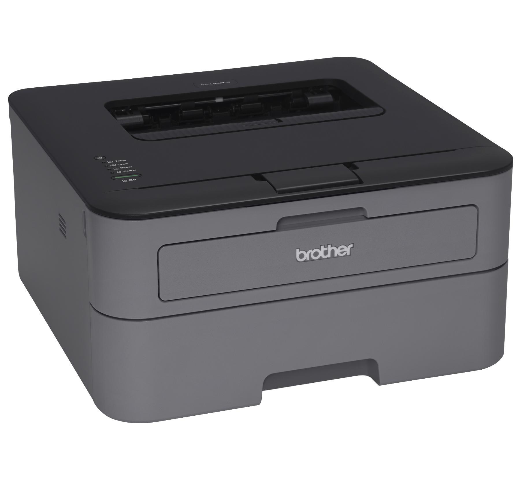 מדפסת לייזר BROTHER HL-L2300D