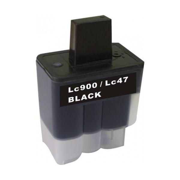 ראש דיו תחליפי שחור BROTHER LC 900
