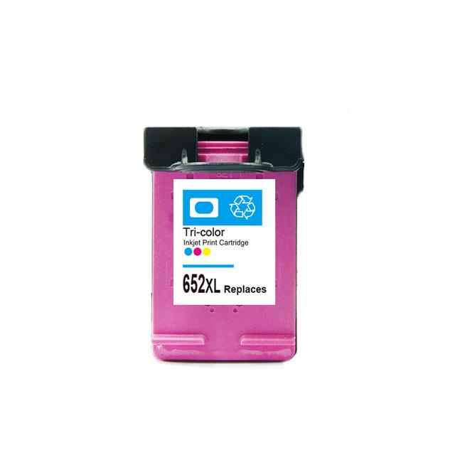 דיו תחליפי HP 652 צבעוני