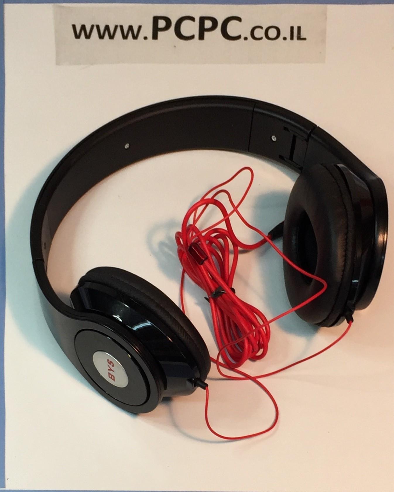 אוזניות קשת מתקפלות  SKL-3  BYS