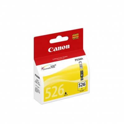 מיכל דיו צהוב מקורי CANON CLI-526Y IP-4580