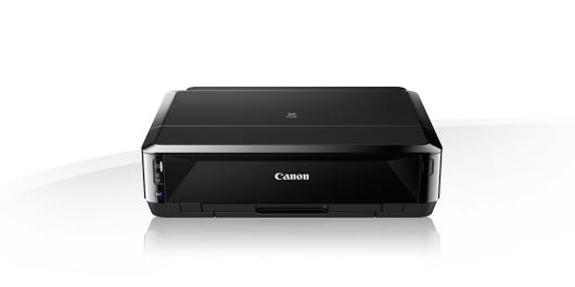 מדפסת הזרקת דיו להדפסה על דיסקים CANON IP 7250