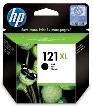 ראש דיו מקורי שחור HP 121XL