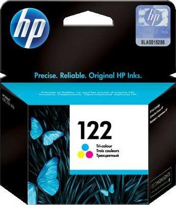 ראש דיו מקורי צבעוני HP 122