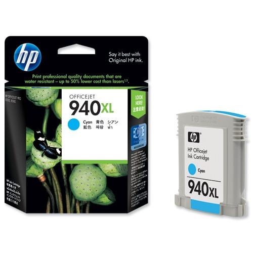 ראש דיו מקורי כחול   HP 940XL
