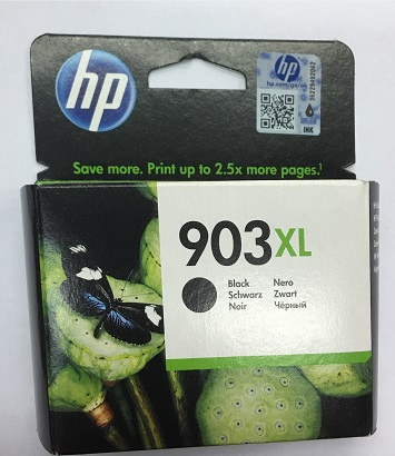 ראש דיו מקורי שחור HP  903XL 825P 6960/6970