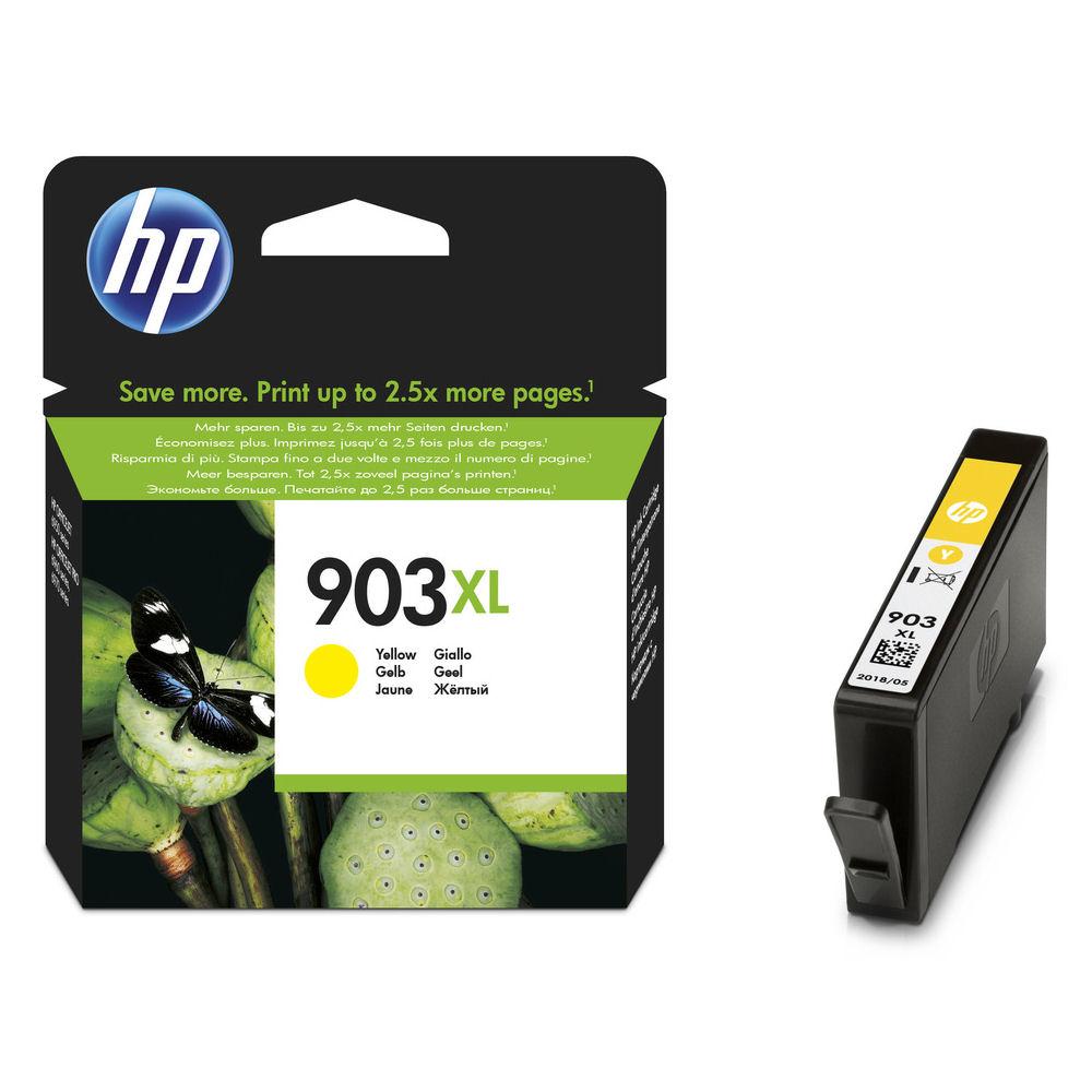 ראש דיו מקורי צהוב HP  903XL 825P 6960/6970
