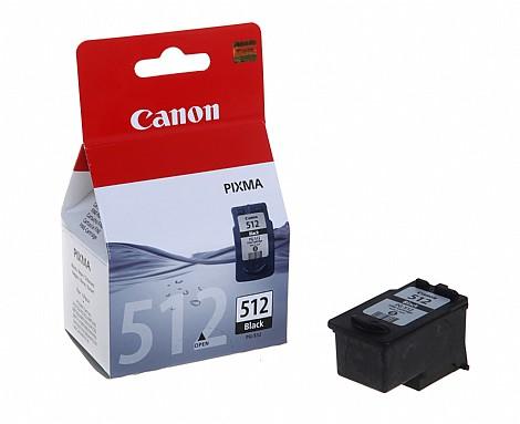 ראש דיו שחור מקורי CANON PG-512 MX-320-330