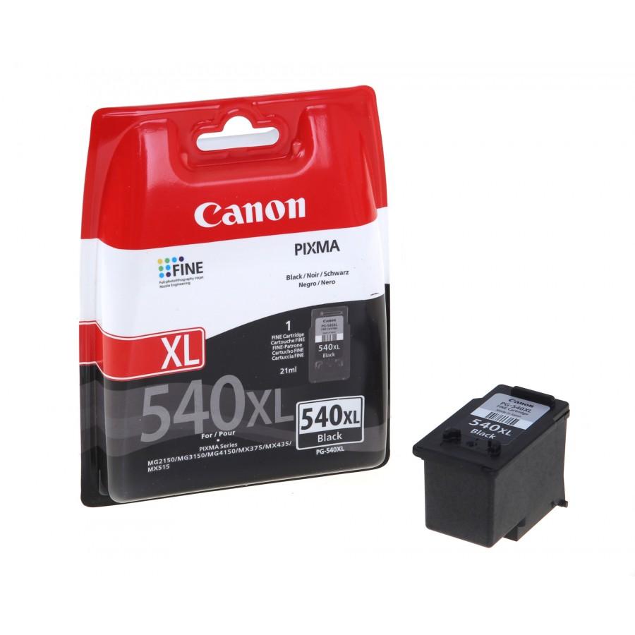 ראש דיו מקורי שחור  CANON  PG-540XL  MG2150\MG3150