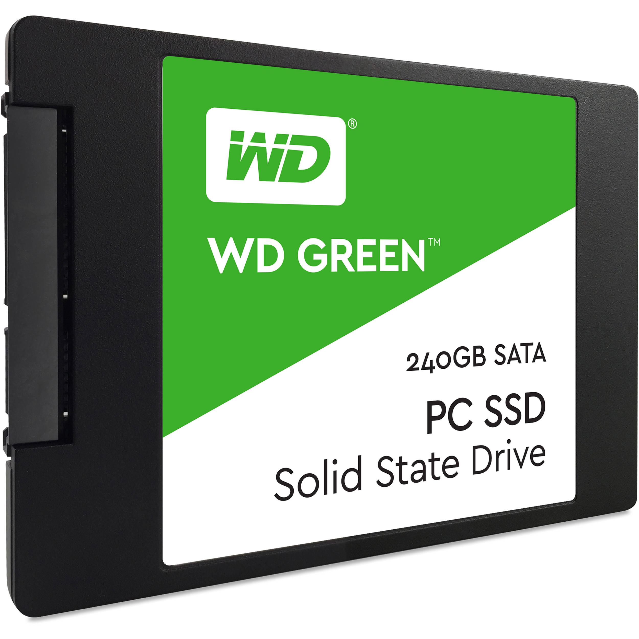 SSD WD 240GB פנימי