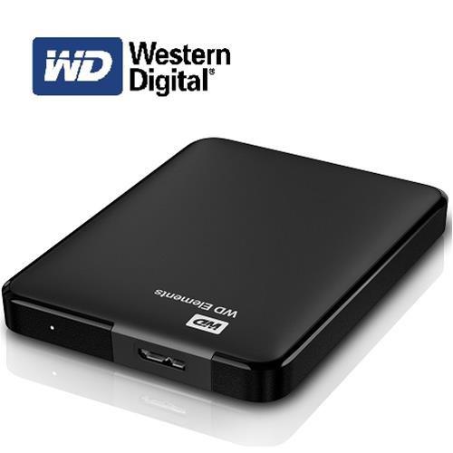 דיסק קשיח  חיצוני  2.5   wesern digital   elements 1TB