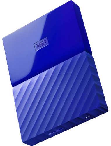 דיסק קשיח חיצוני  WD MY PASSPOR LUMEN 4TB