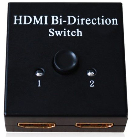 קופסת מיתוג HDMI  דיגיטלית ידנית 3:1