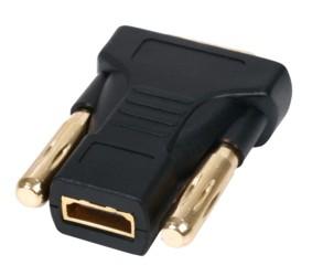 אדפטור DVI זכר ל HDMI נקבה