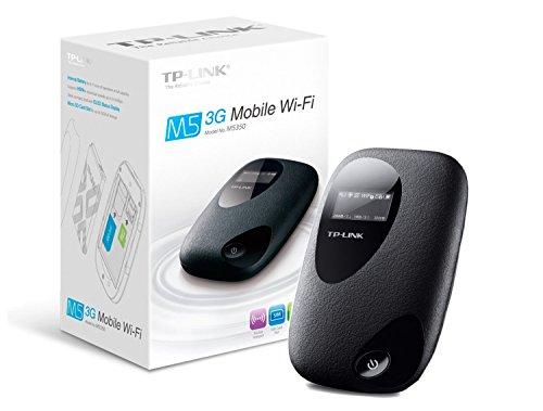 נתב-ראוטר אלחוטי לרשת סלולרית TP LINK M5350 150M SIM