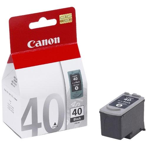 דיו מקורי שחור CANON PG-40-IP 1600