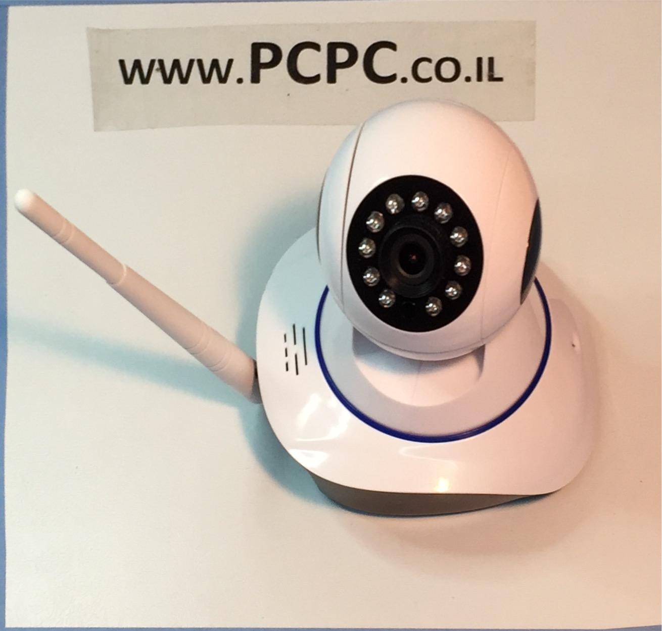 מצלמת אבטחה IP דגם IPC-05