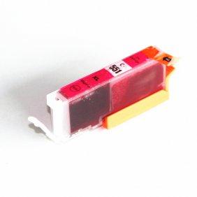 מיכל דיו תחליפי אדום CANON  CLI 551XL