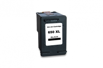 ראש דיו תחליפי שחור HP 650XL הספק 600 דף