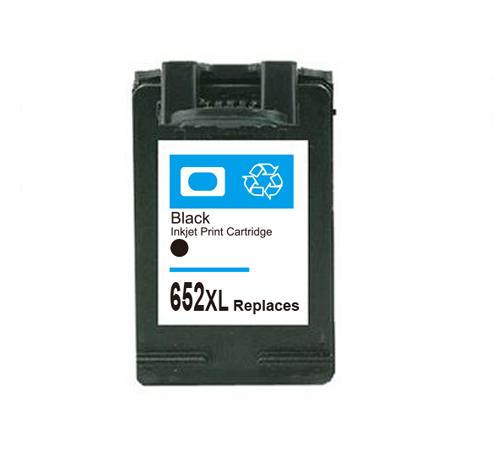 דיו תחליפי HP 652 שחור