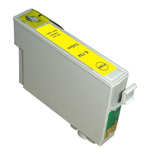 ראש דיו תחליפי צהוב -EPSON  T0734- CX 3900-CX4900