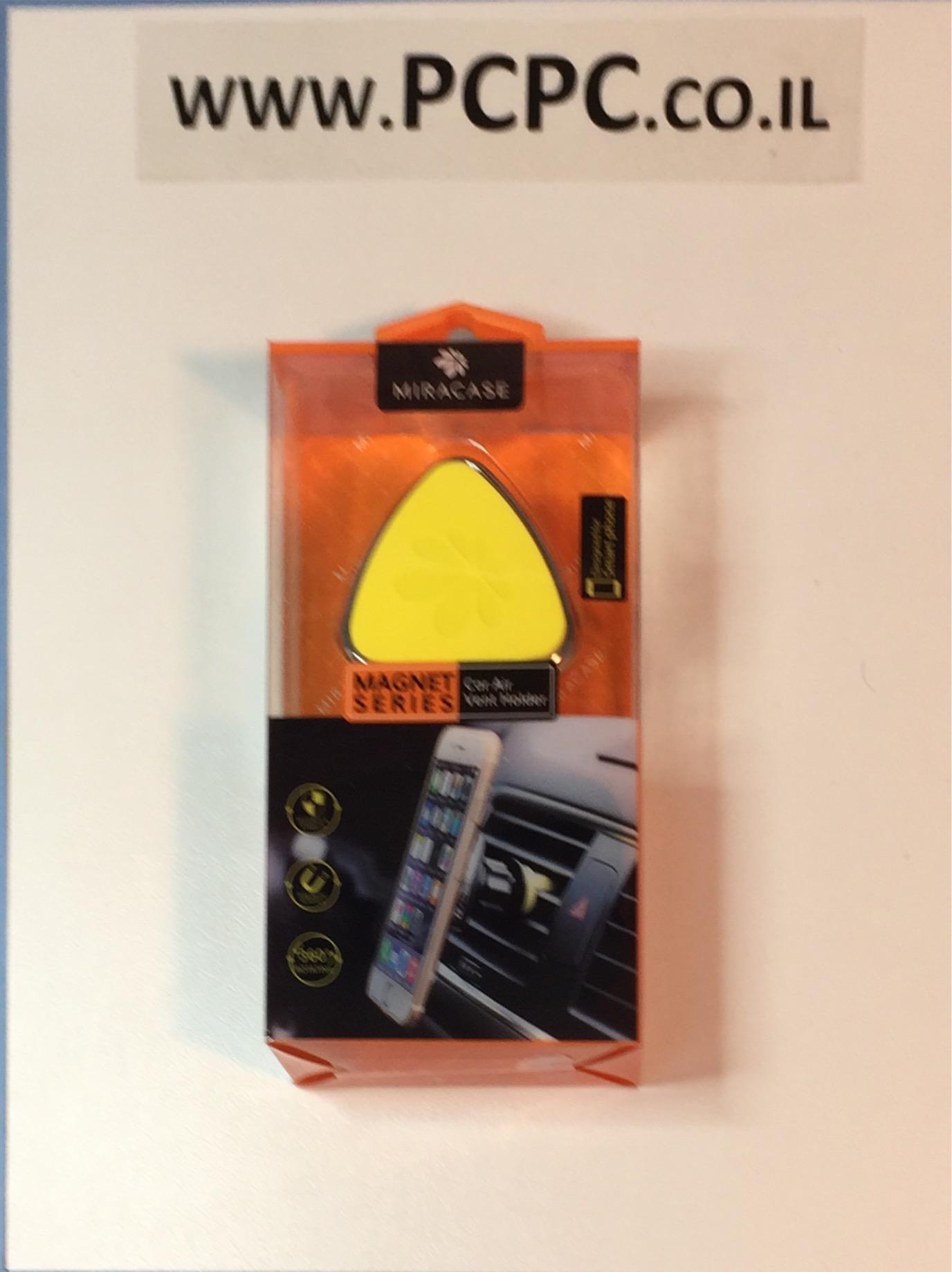 תושבת מגנט לטלפון סלולרי ברכב MIRACASE MVM12