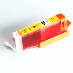 מיכל דיו תחליפי צהוב CANON  CLI 551XL