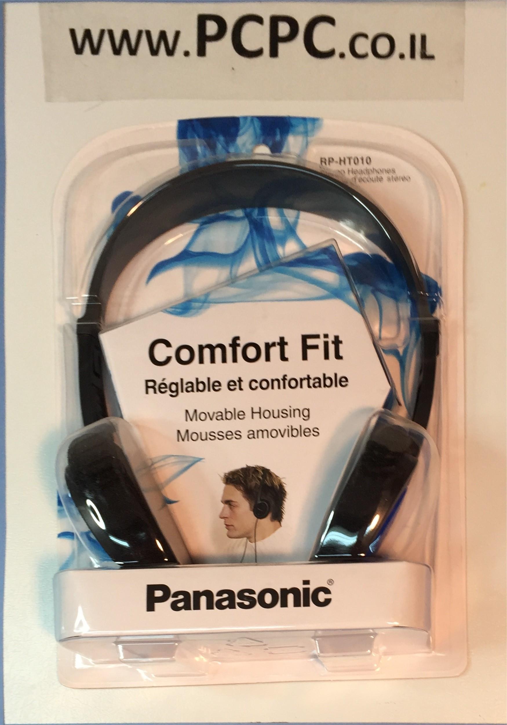 אוזניות קשת קלות PANASONIC RP-HT10