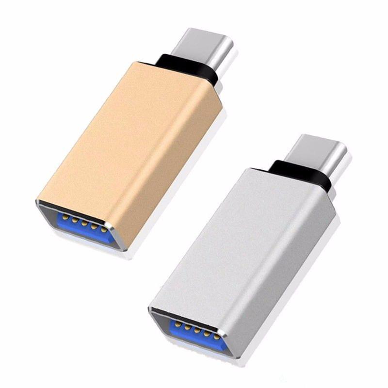 מתאם נקבה USB-3 לזכר TYPE C