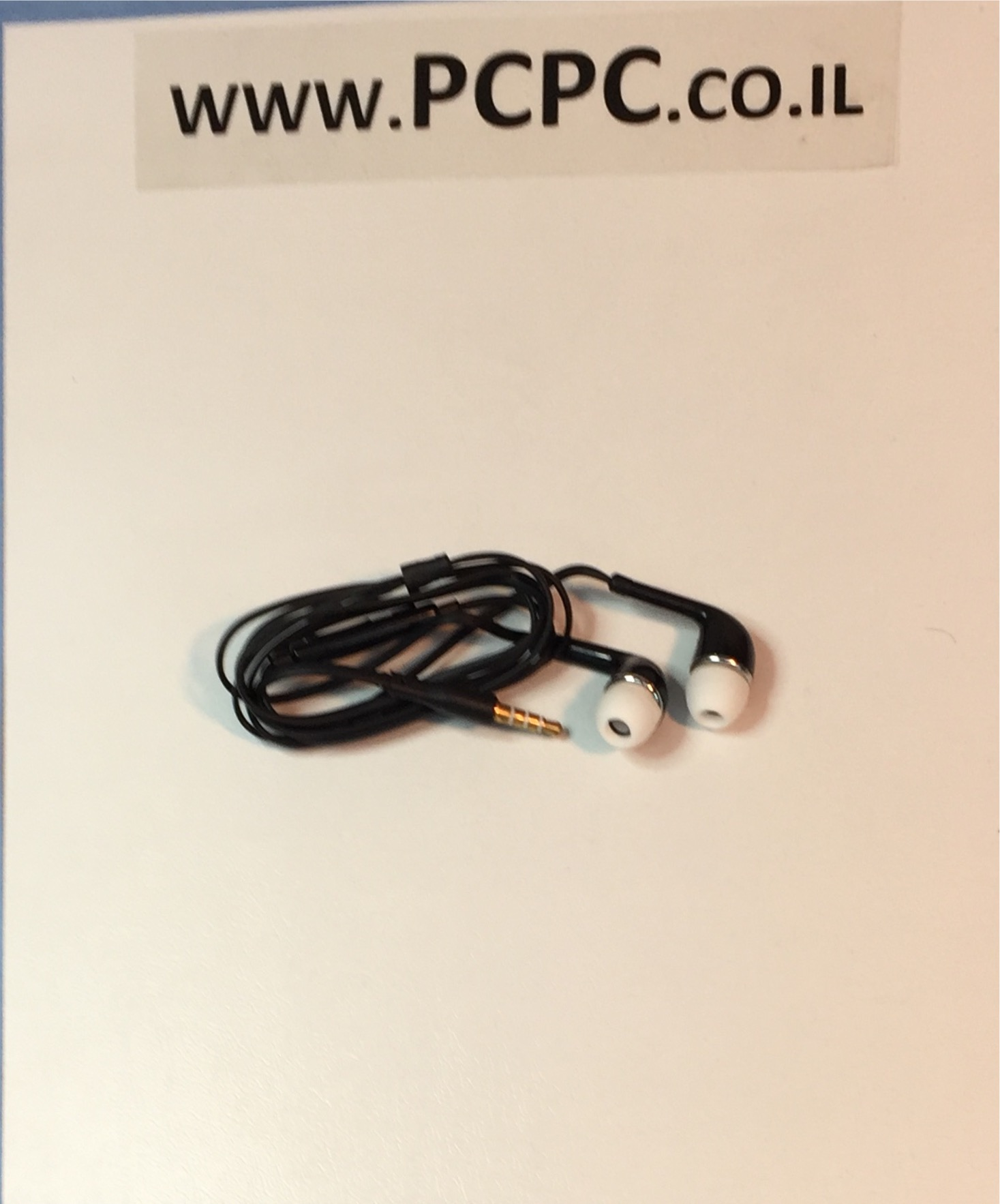 אוזניות עם מיקרופון לסלולר  סיליקון   J5