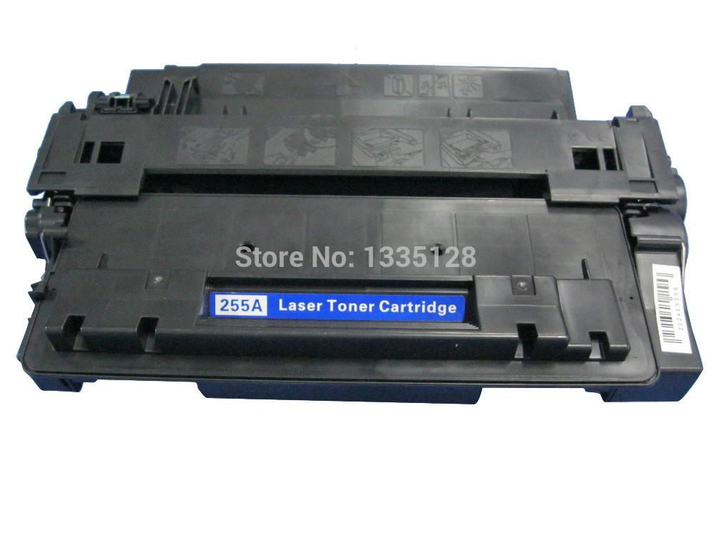 HP LASERJET 255A   P3015  6K