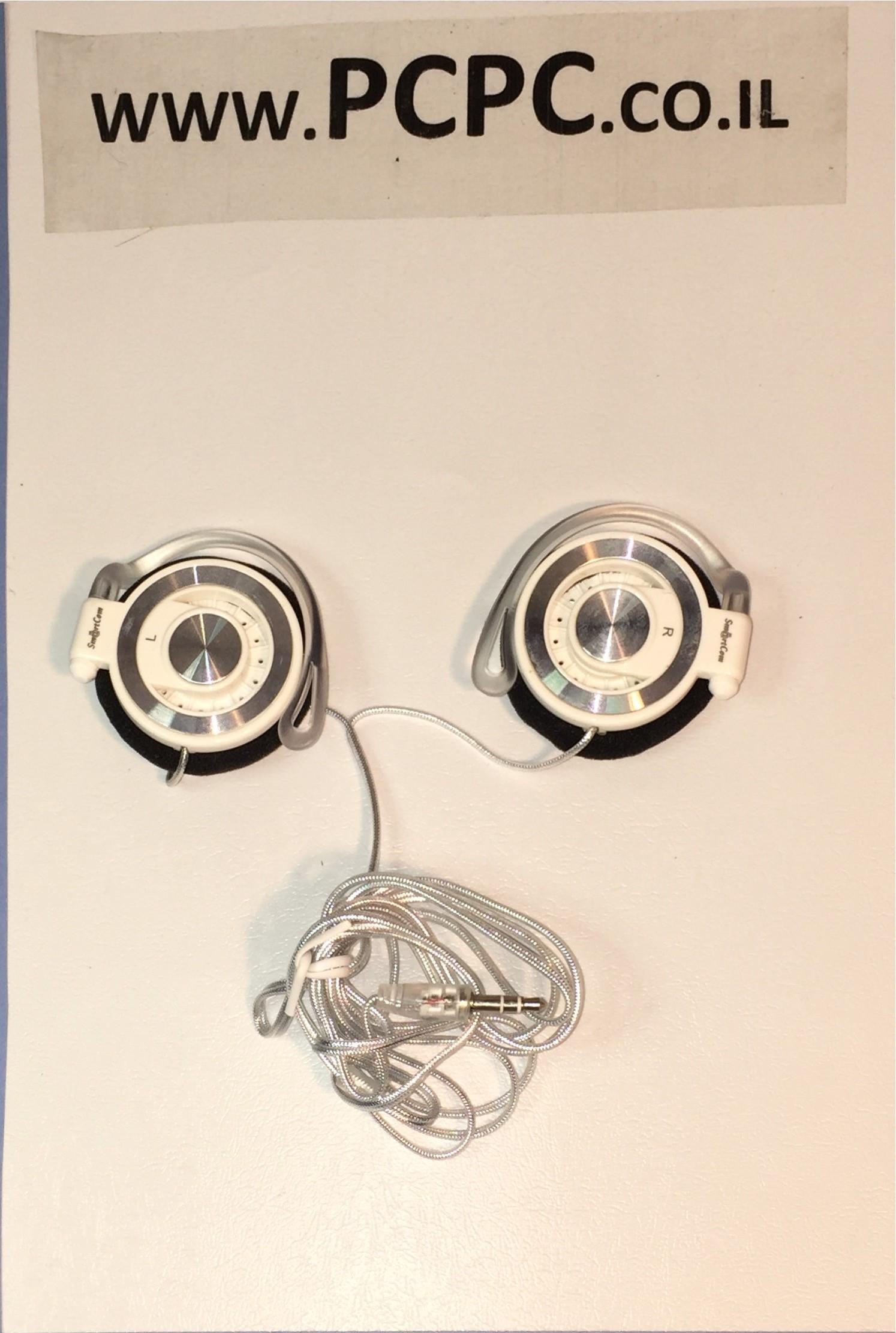 אוזניות ספורט  SMARTCOM 21004