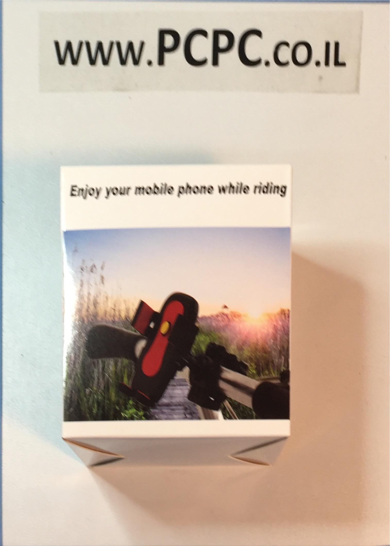 מתקן לטלפון נייד לאופניים SKL-036