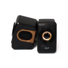 זוג רמקולים למחשב FNT Q3 USB 2.0