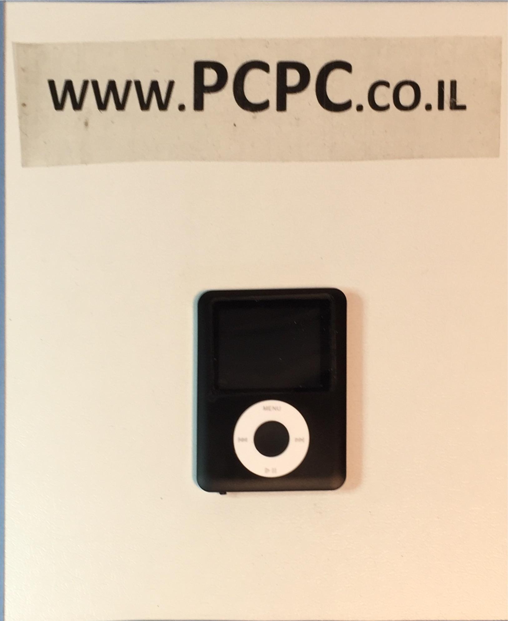 נגן MP4 8GB מקליט +רדיו