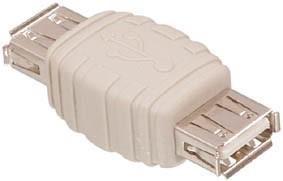 מגשר USB2 נקבה/נקבה