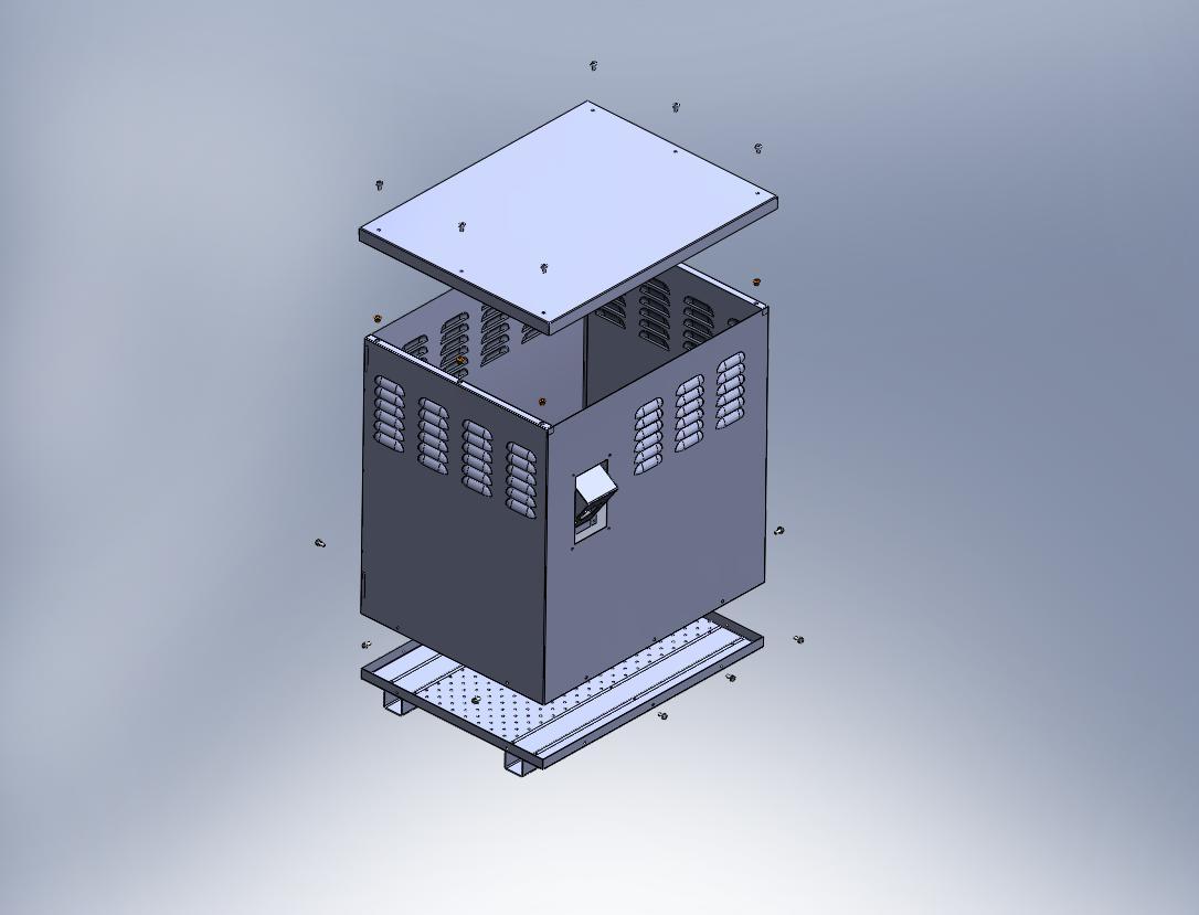 מארז הגנה לשנאי BX-5000