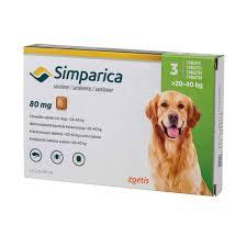 """סימפריקה לכלב 20-40 ק""""ג"""